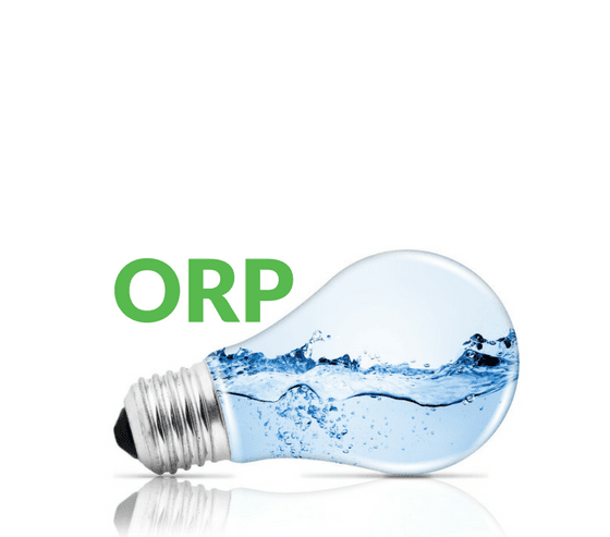 ORP of water