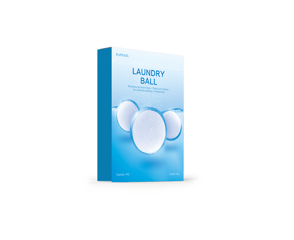 Hydrogen laundry ball very effective, eco friendly