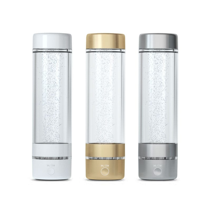 hydrogen water bottle product