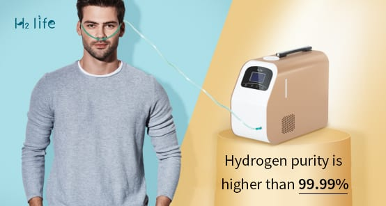 Hydrogen inhalation  machine
