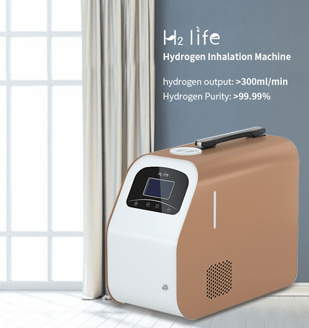 Best hydrogen inhalation machine from H2 Life