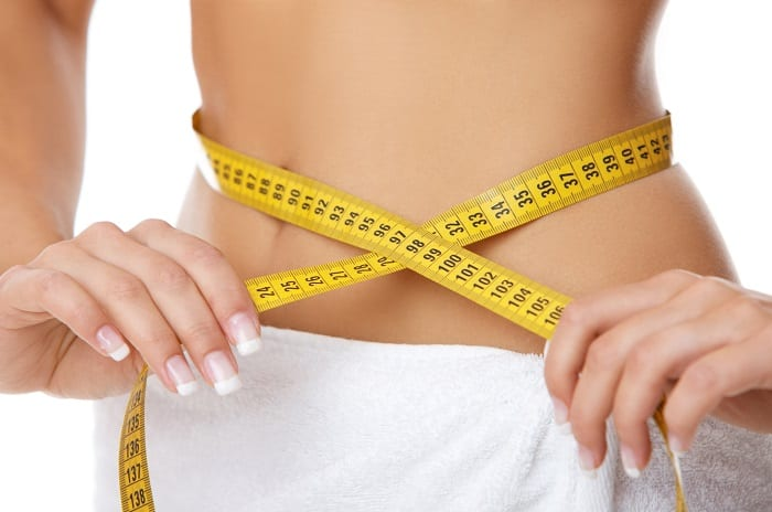 Weight loss by drinking hydrogen rich water