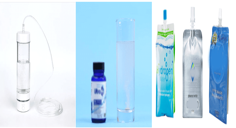Ways to make hydrogen rich water for different benefits