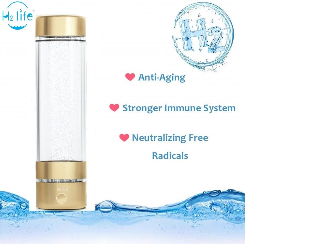 Hydrogen Water to boost immunity