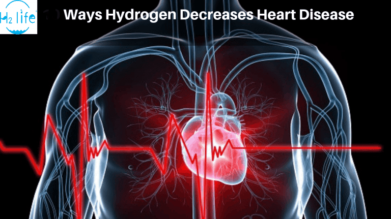 Hydrogen and cardiovascular diseases